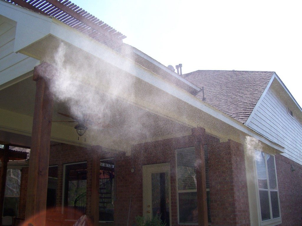 Mosquitomax Misting Systems Mosquitomax