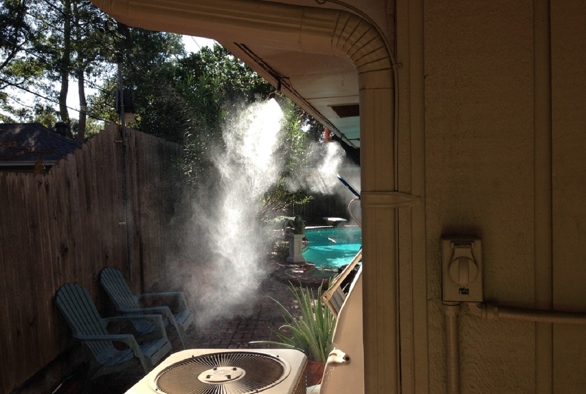 How Houston Mosquito Misting Systems Work Mosquito Max