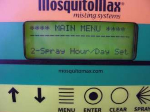 The Best Time To Mist For Mosquitoes Mosquitomax