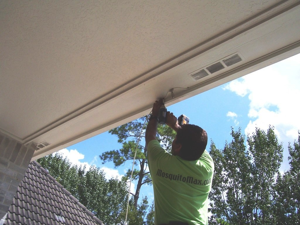 We Upgrade Or Repair All Mosquito Control Systems In