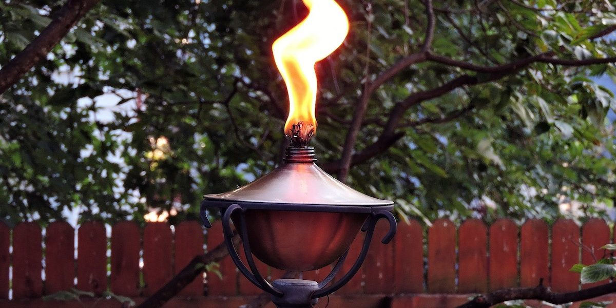 Outdoor Misting Systems Vs Citronella Torches